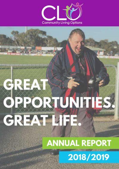 CLO Annual Report 2018-19